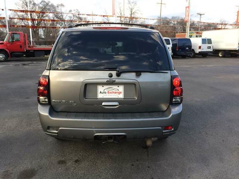 2007 Chevrolet TrailBlazer LS 4dr SUV 4WD - Harvey IL