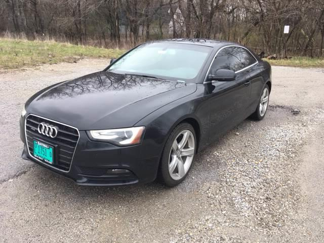 2013 Audi A5 AWD 2.0T quattro Premium Plus 2dr Coupe 8A - Harvey IL
