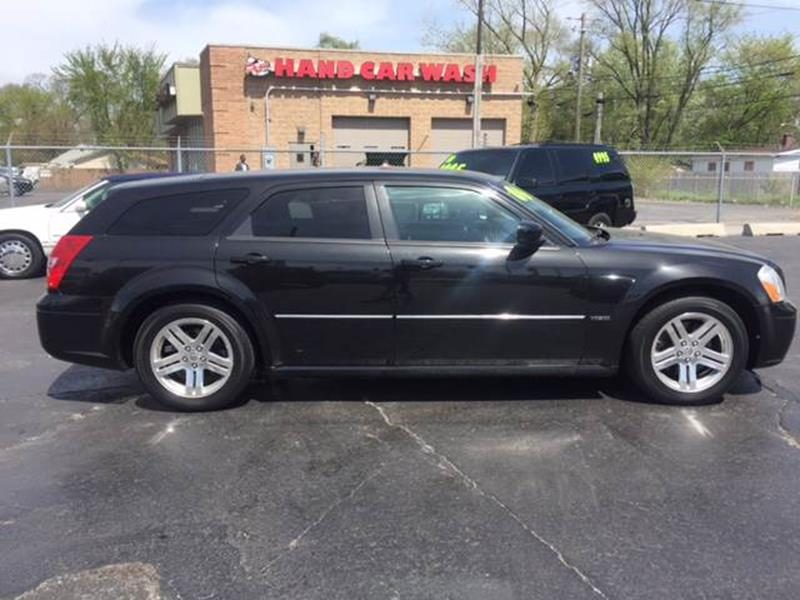 2006 Dodge Magnum RT 4dr Wagon - Harvey IL