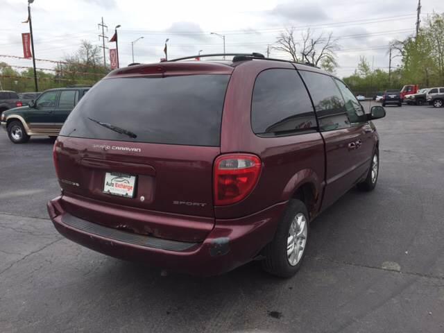 2002 Dodge Grand Caravan Sport 4dr Extended Mini-Van - Harvey IL