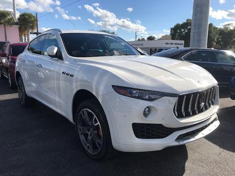 2017 Maserati Levante for sale in Stuart, FL