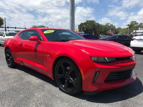 2018 Chevrolet Camaro for sale in Stuart, FL