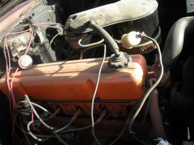 1957 Chevrolet Bel Air  - Littlerock CA
