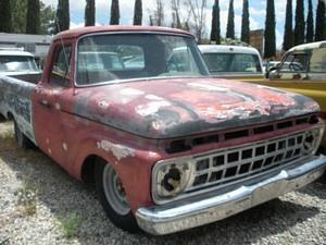 1960 Ford Clunker(s)  - Littlerock CA