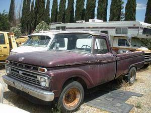 1960 Ford Clunker(s) for sale at Vehicle Liquidation in Littlerock CA