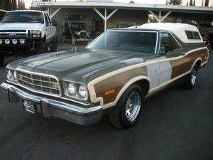 1973 Ford Ranchero for sale at Vehicle Liquidation in Littlerock CA
