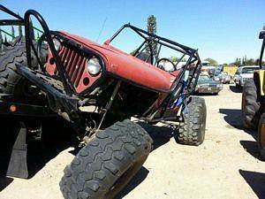 1978 Jeep Rock Crawler