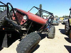 1978 Jeep Rock Crawler