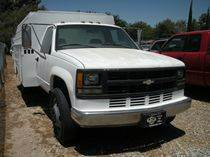 1998 Chevrolet 3500 for sale in Littlerock, CA