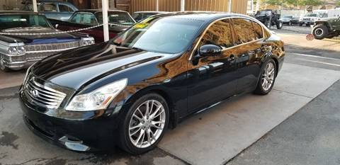 2008 Infiniti G35 for sale at Vehicle Liquidation in Littlerock CA