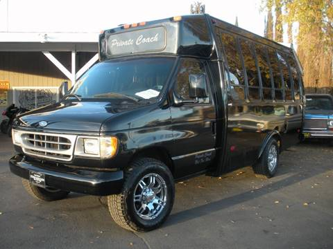 1997 Ford E-Series Chassis for sale in Littlerock, CA