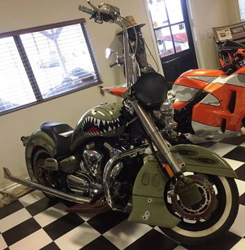 2007 Yamaha Road Star for sale at Vehicle Liquidation in Littlerock CA