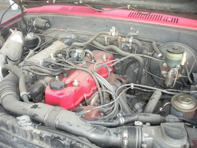 1989 Toyota 4Runner 2dr Deluxe 4WD SUV - Littlerock CA