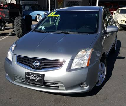 2011 Nissan Sentra for sale at Vehicle Liquidation in Littlerock CA