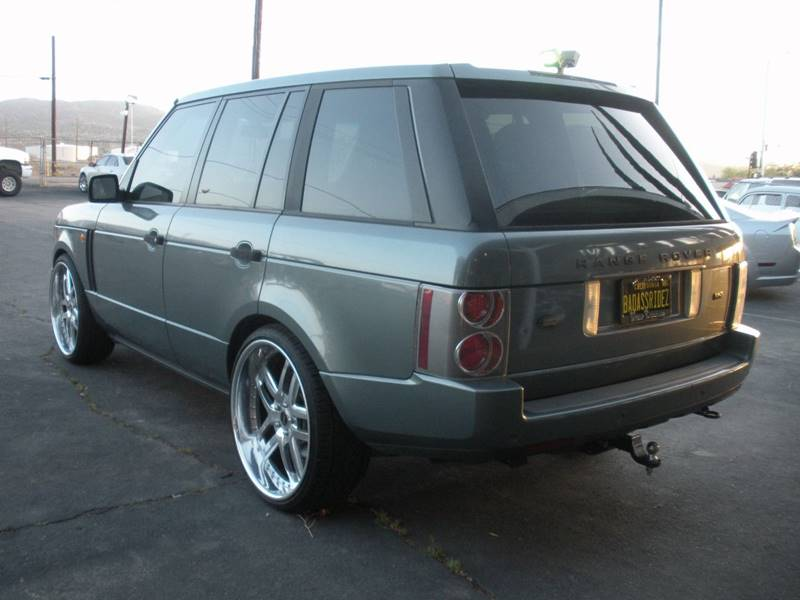 2003 Land Rover Range Rover AWD HSE 4dr SUV - Littlerock CA