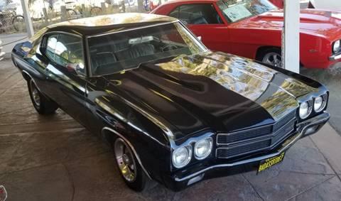 1970 Chevrolet Chevelle Malibu for sale in Littlerock, CA