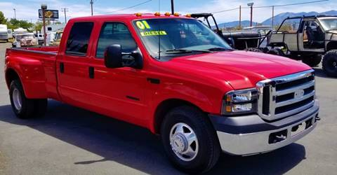 2001 Ford F-350 Super Duty for sale at Vehicle Liquidation in Littlerock CA