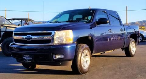2009 Chevrolet Silverado 1500 for sale at Vehicle Liquidation in Littlerock CA