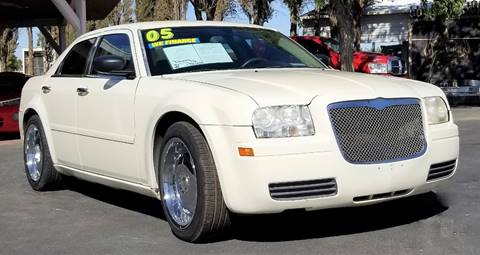2005 Chrysler 300 for sale at Vehicle Liquidation in Littlerock CA
