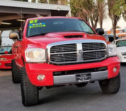 2007 Dodge Ram Pickup 3500 for sale at Vehicle Liquidation in Littlerock CA