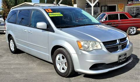 2012 Dodge Grand Caravan for sale at Vehicle Liquidation in Littlerock CA