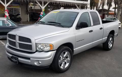 2003 Dodge Ram Pickup 1500 for sale at Vehicle Liquidation in Littlerock CA