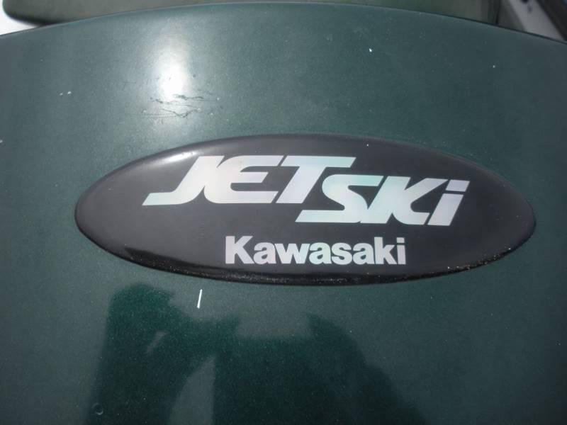 1998 Kawasaki 900 stx jet ski - Littlerock CA