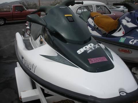 1998 Kawasaki 900 stx