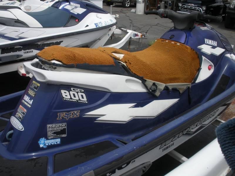 1999 Yamaha GP 800 WAVERUNNER - Littlerock CA