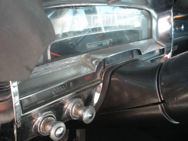 1955 Cadillac Sixty Special  - Littlerock CA