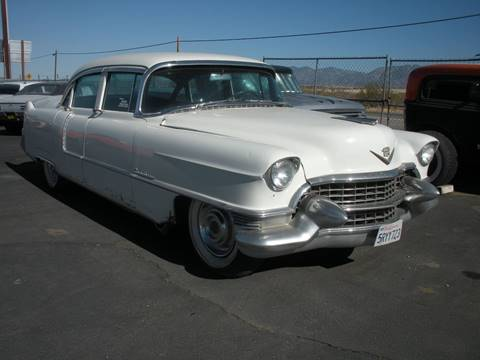 1955 Cadillac Sixty Special for sale in Littlerock, CA