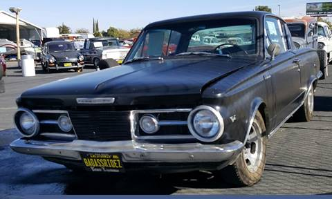 1964 Plymouth Barracuda for sale at Vehicle Liquidation in Littlerock CA