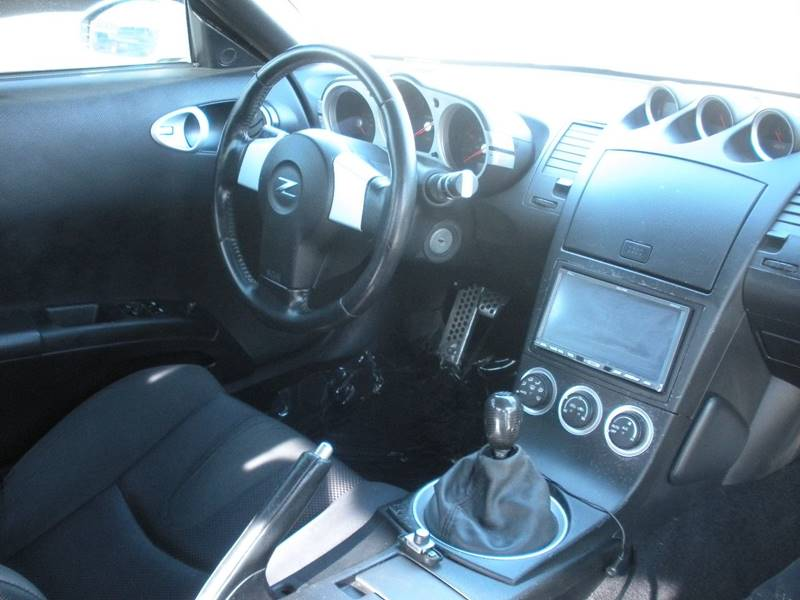 2004 Nissan 350Z 2dr Coupe - Littlerock CA