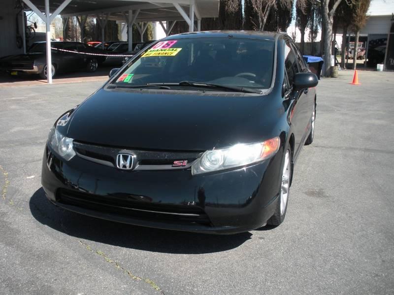 2008 Honda Civic Si 4dr Sedan - Littlerock CA