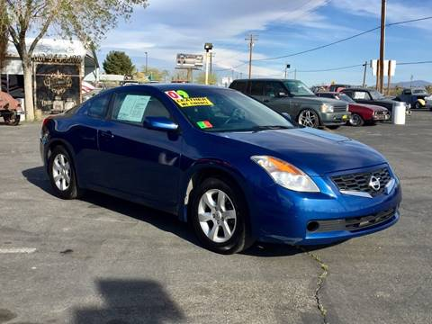 2009 Nissan Altima for sale at Vehicle Liquidation in Littlerock CA