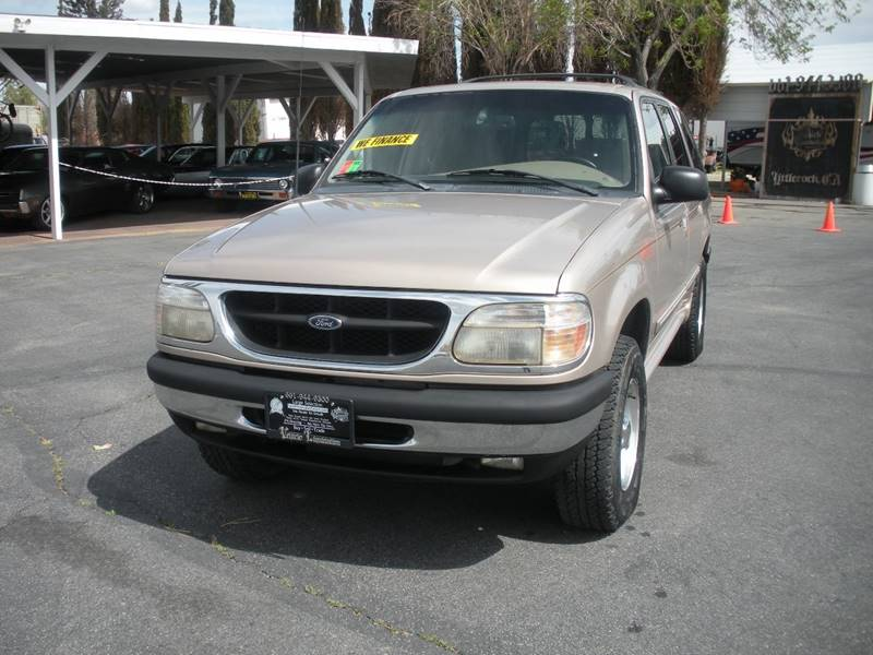 1998 Ford Explorer XLT 4dr SUV - Littlerock CA