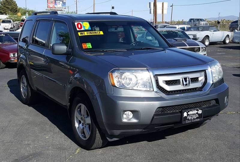 2009 Honda Pilot EX-L 4dr SUV w/DVD - Littlerock CA