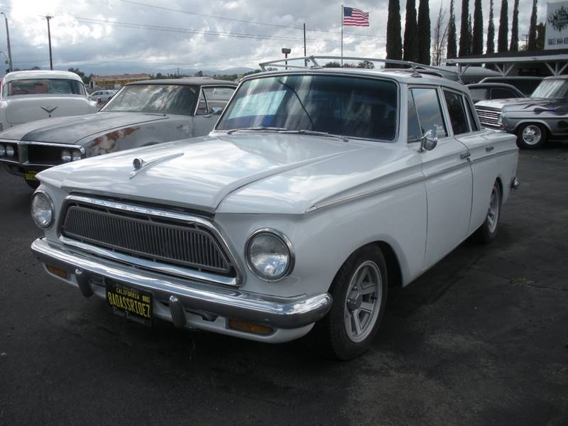 1963 Rambler American for sale at Vehicle Liquidation in Littlerock CA