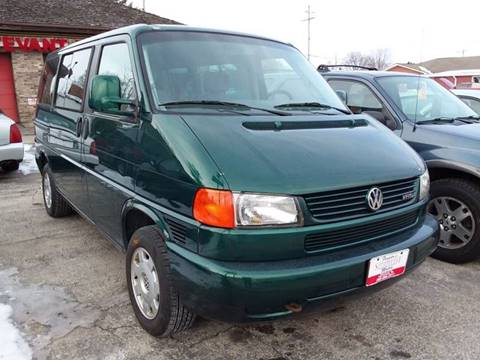2000 Volkswagen EuroVan for sale in Sturtevant, WI