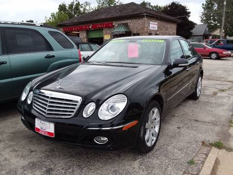 2008 Mercedes-Benz E-Class for sale in Sturtevant, WI