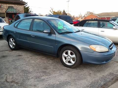 2001 Ford Taurus for sale in Sturtevant, WI