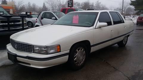 1995 Cadillac DeVille Concours for sale at Fraziers Sturtevant Motors in Sturtevant WI