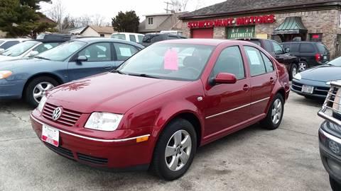 2004 Volkswagen Jetta GLS TDI for sale at Fraziers Sturtevant Motors in Sturtevant WI