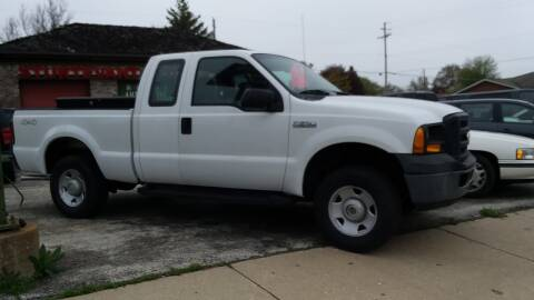 2006 Ford F-250 Super Duty XL for sale at Fraziers Sturtevant Motors in Sturtevant WI