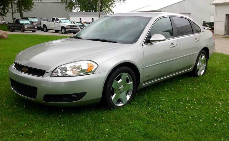 2007 chevrolet impala ss 4dr sedan in rensselaer in tim. Black Bedroom Furniture Sets. Home Design Ideas