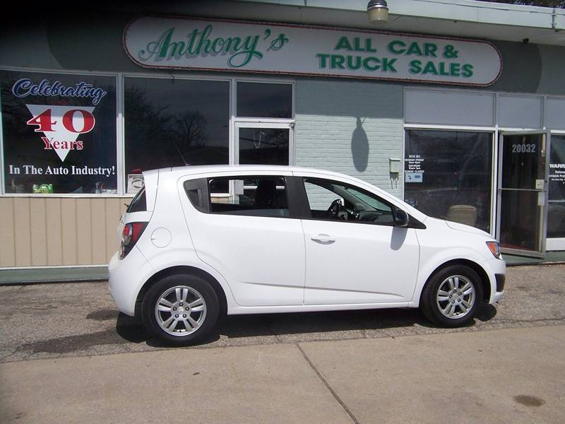 Anthony\'s All Cars & Truck Sales - Used Cars - Dearborn Heights MI ...