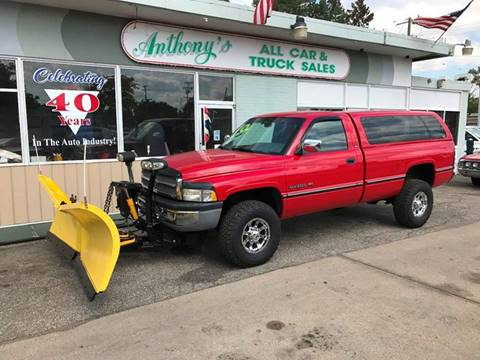 1996 Dodge Ram Pickup 2500 for sale in Dearborn Heights, MI