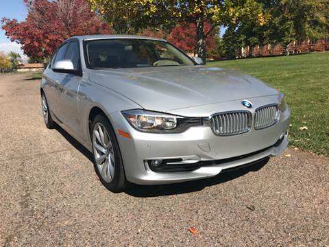 2012 BMW 3 Series for sale in Denver, CO