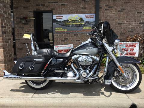 2012 Harley-Davidson Road King for sale in Statesville, NC