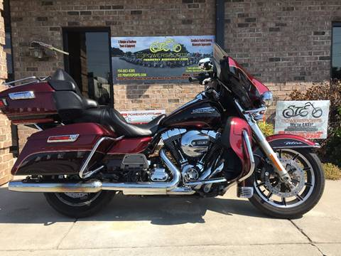 2015 Harley-Davidson Electra Glide for sale in Statesville, NC